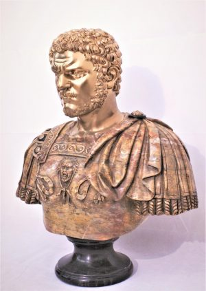 Lot. 34 Bust of Caracalla